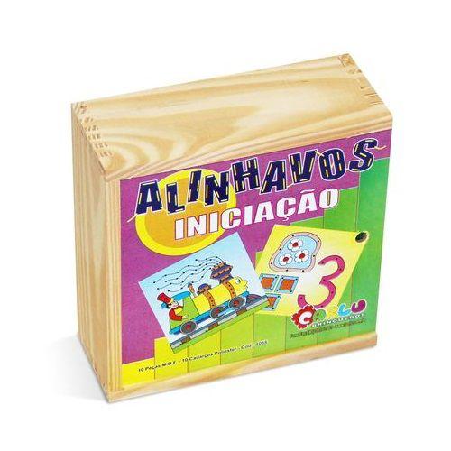 ALINHAVOS INICIAÇÃO - 1058 - CARLU