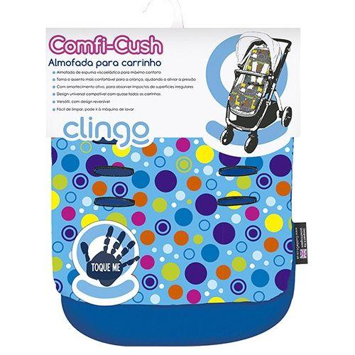 ALMOFADA PARA CARRINHO SPOT THE DOT - C841 - CLINGO