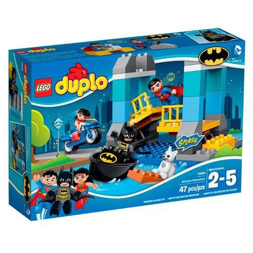 AVENTURA DO BATMAN - 10599 - LEGO