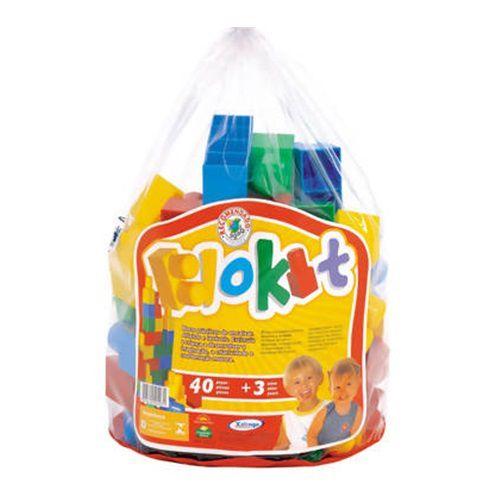 BLOKIT 40 PEÇAS - 04032