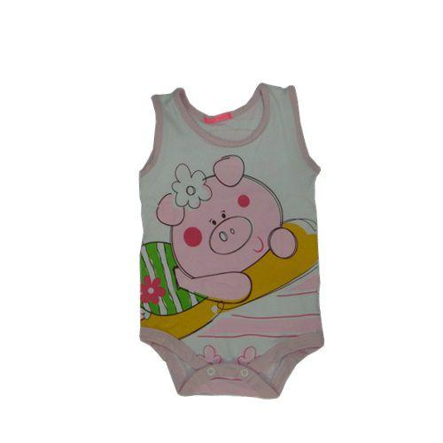 BODY MANGA REGATA PRAIA - TAM M/G - CT03 - GET BABY