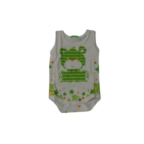 BODY REGATA URSINHO TAM P/M/G/GG - CT11 - GET BABY