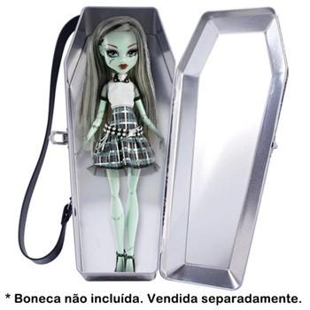 BOLSA MONSTER HIGH - CAIXÃOZINHO PORTA BONECA - MHPU3 - INTEK