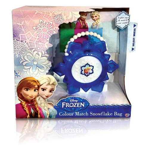 BOLSA  MUDA DE COR FROZEN - FROZEN COLOR CHANGE BAG - 1680939 - INTEK
