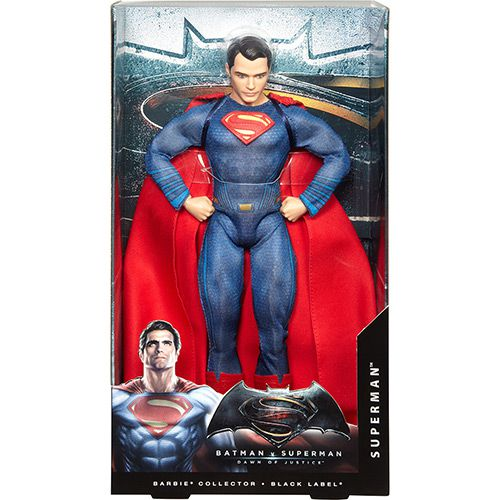 BONECO SUPER HOMEN DO FILME BATMAN VS SUPERMAN - DGY06 - MATTEL