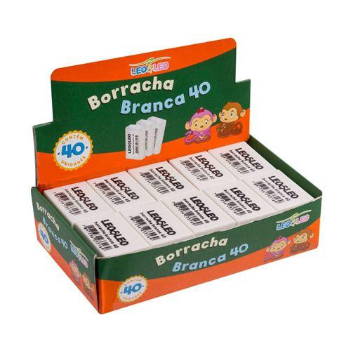 BORRACHA BRANCA N° 40 - 4419 - LEO&LEO - UNIDADE