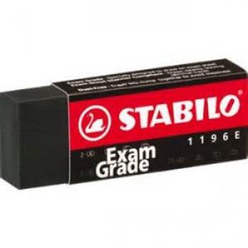 BORRACHA EXAM GRADE - 1196 E - STABILO
