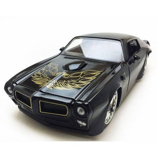 CARRINHO 1972 PONTIAC FIREBIRD - 20003 - JADA TOYS