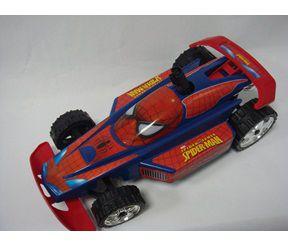 REEMBALADO/MOSTRUÁRIO - CARRINHO HAND CAR SPIDER MAN - REF. 234 - LIDER