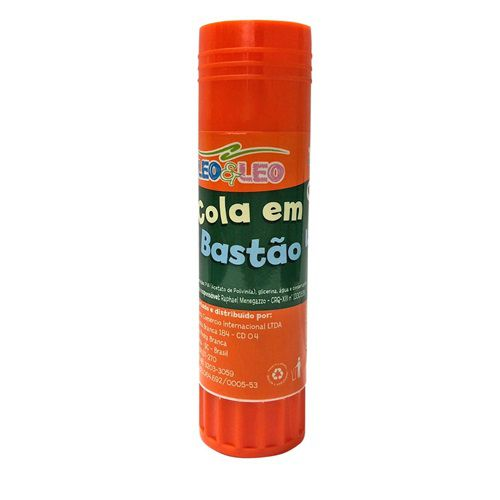 COLA BASTÃO  40G - 4545 - LEO & LEO - UNIDADE