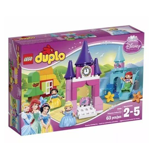 DUPLO DISNEY PRINCESAS - 10596 - LEGO