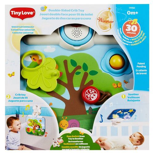 CRIB TOY ACTIVITY  - TINY LOVE