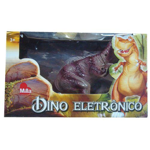 DINO ELETRÔNICO - 114.016 - MILLA