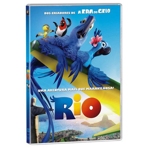 DVD RIO - FOX VIDEO
