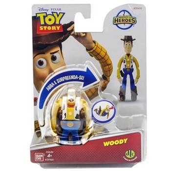 HATCH HEROES WOODY - 39410 - DTC