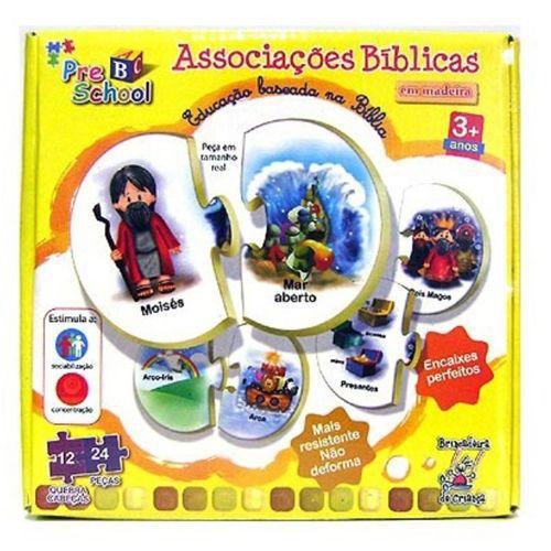 JOGO ASSOCIAÇÕES BÍBLICAS - 9886 - BRINCADEIRA DE CRIANÇA