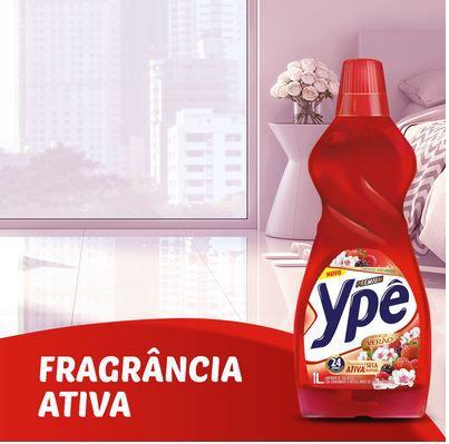 LIMPADOR PERFUMADO AMOR DE VERÃO - 1 LITRO - YPÊ PREMIUM