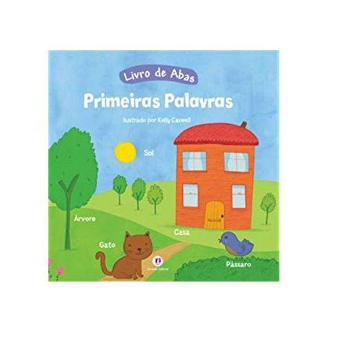 LIVRO DE ABAS PRIMEIRAS PALAVRAS - CIRANDA CULTURAL