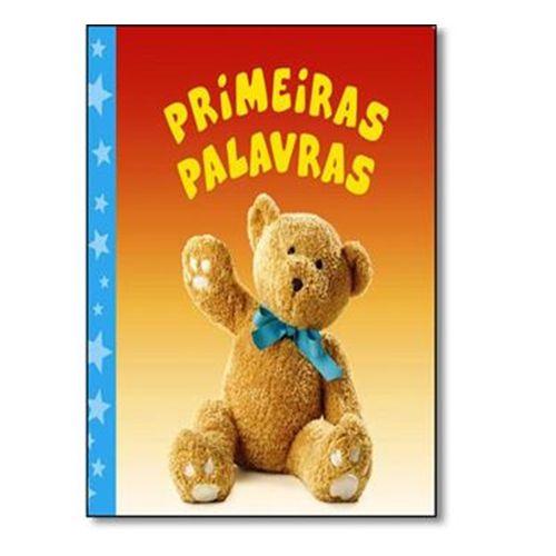LIVRO PRIMEIRAS PALAVRAS - VALE DAS LETRAS