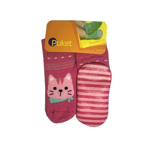 MEIA SOQUETE PANSOCKS BABY 15 A 18- PUKET