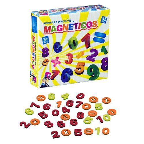NÚMEROS E OPERAÇÕES MAGNÉTICOS - BB5406 - CONCEITO BÁSICO