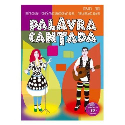 PALAVRA CANTADA SHOW PÉ COM PÉ - AU0001000 - MCD