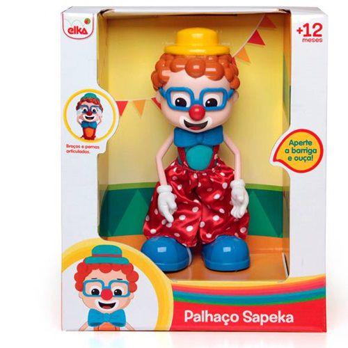 PALHAÇO SAPEKA - 978 - ELKA