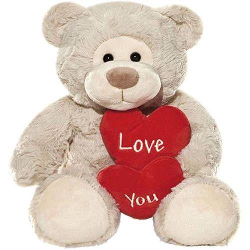 PELÚCIA URSINHO LOVE YOU - 4721 - BUDA