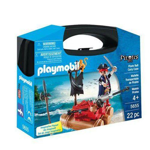 PLAYMOBIL MALETA DOS PIRATAS - 5894 - SUNNY