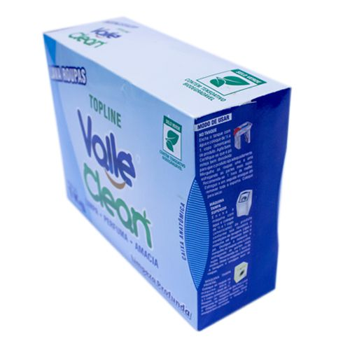 SABÃO EM PÓ TOPLINE - VCL030 - VALLE CLEAN - 1 KG