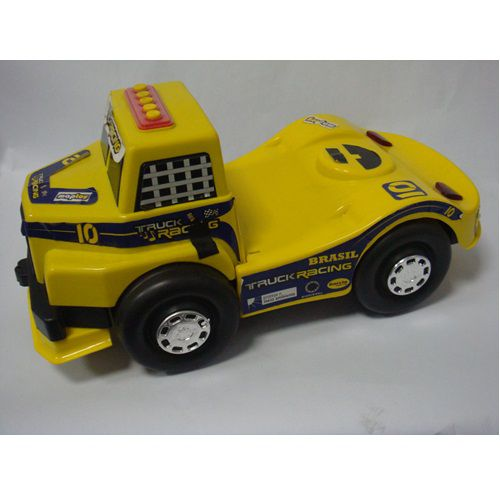 TRUCK RACING - MAPTOY - REEMBALADO/MOSTRUÁRIO