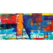 Quadro Abstrato Cod 4437