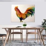 Quadro Pintura Tela Abstrato Moderno Cod 2017