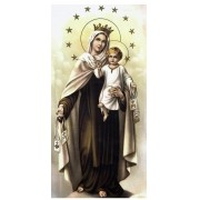 Quadro Sob Encomenda Óleo Sobre Tela Nossa Senhora