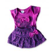 Vestido Bebê Recém Nascido Feminino Menina Cod 9103