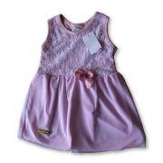 Vestido Bebê Recém Nascido Feminino Menina Cod 9104
