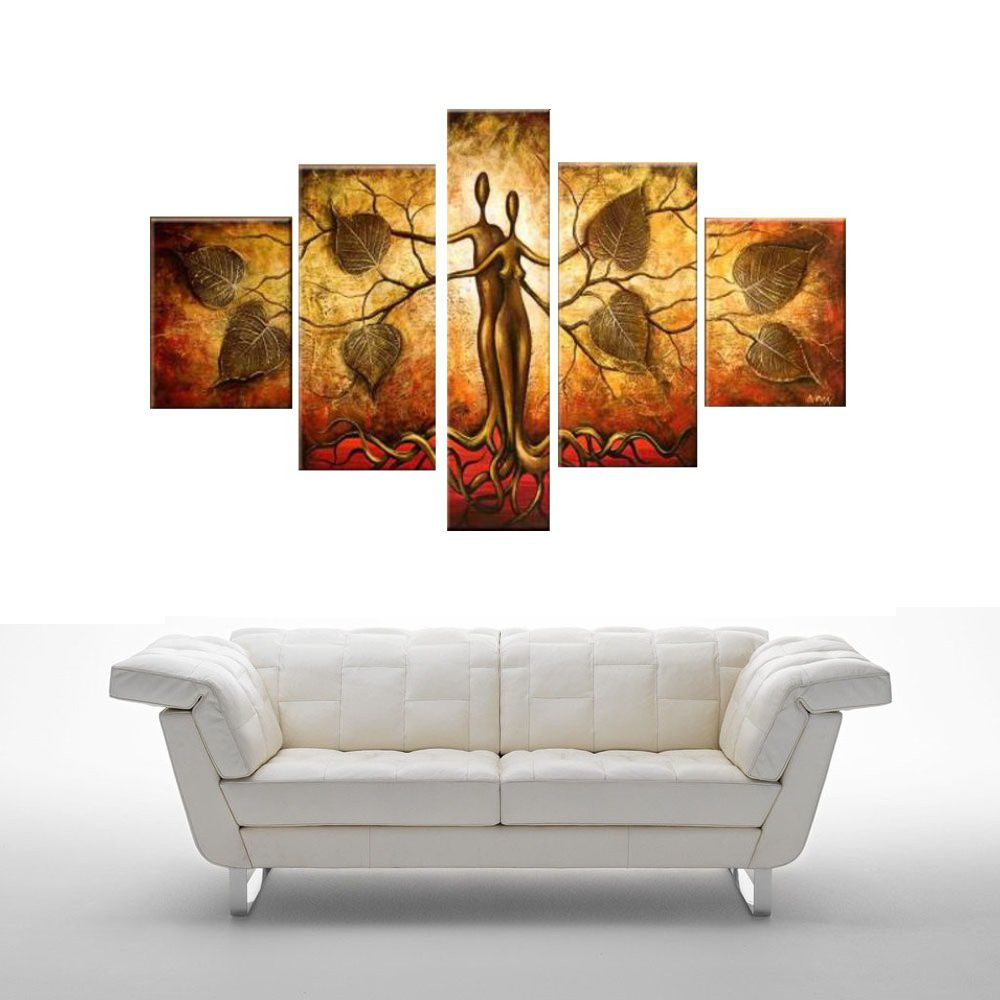 Quadro Decorativo Abstrato Cod 1703