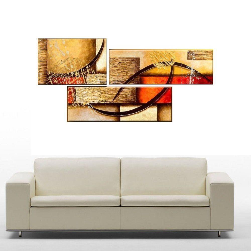 Quadro Decorativo Abstrato Cod 1711