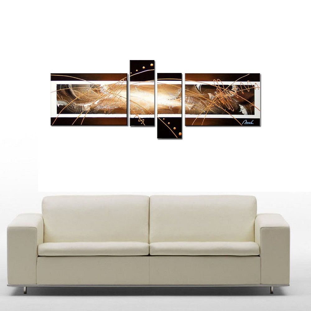 Quadro Decorativo Abstrato Moderno Cod 110