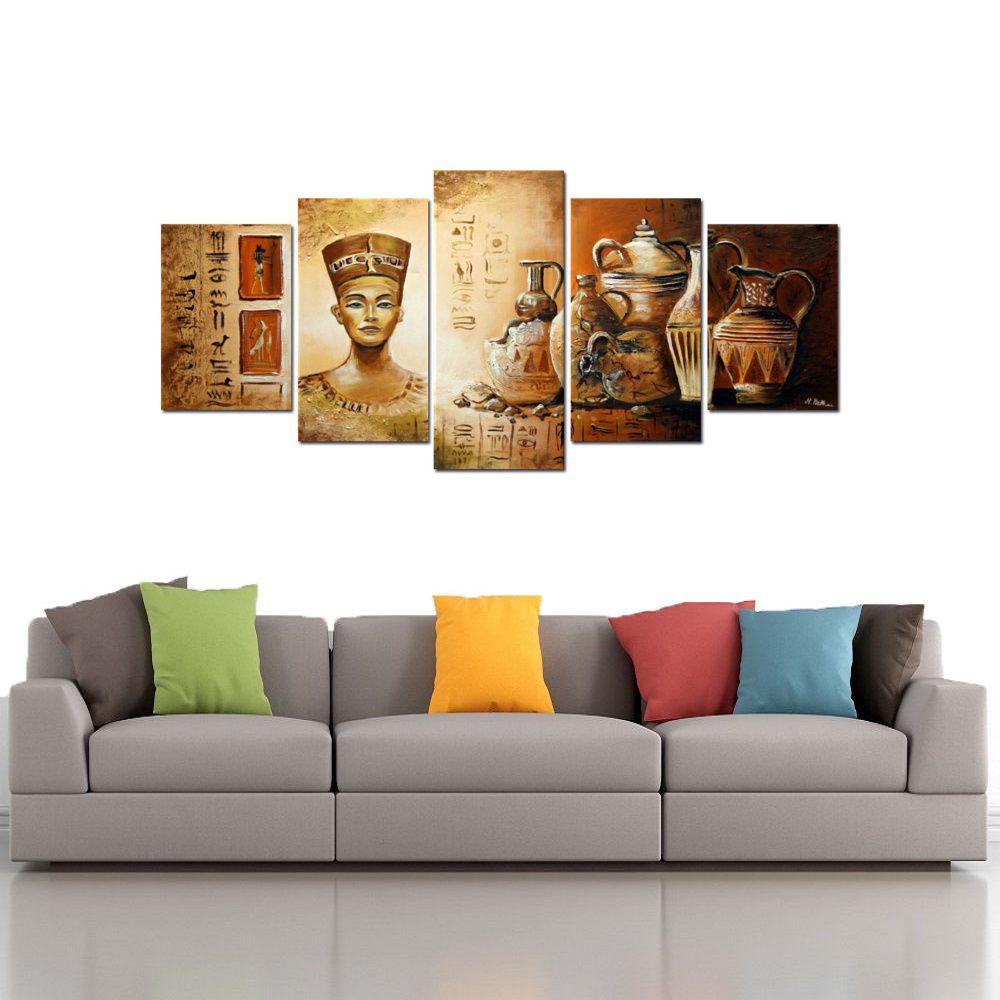 Quadro Decorativo Egito Cod 25