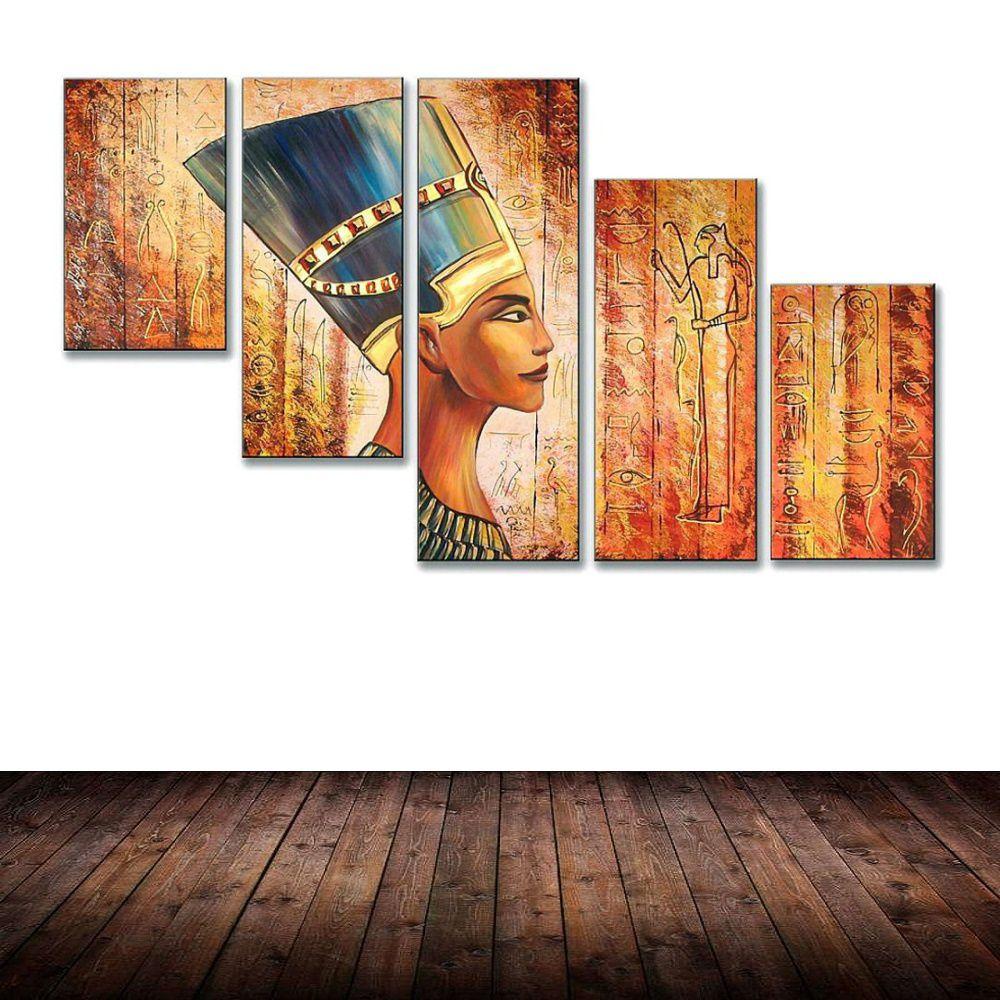 Quadro Decorativo Egito Cod 454