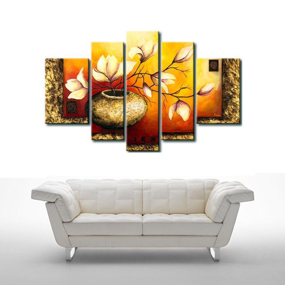 Quadro Decorativo Flores Florais Cod 400