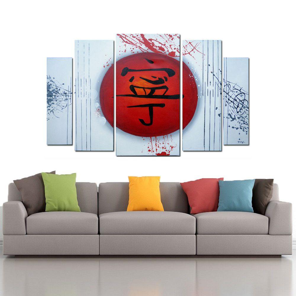 Quadro Decorativo Oriental Cod 403