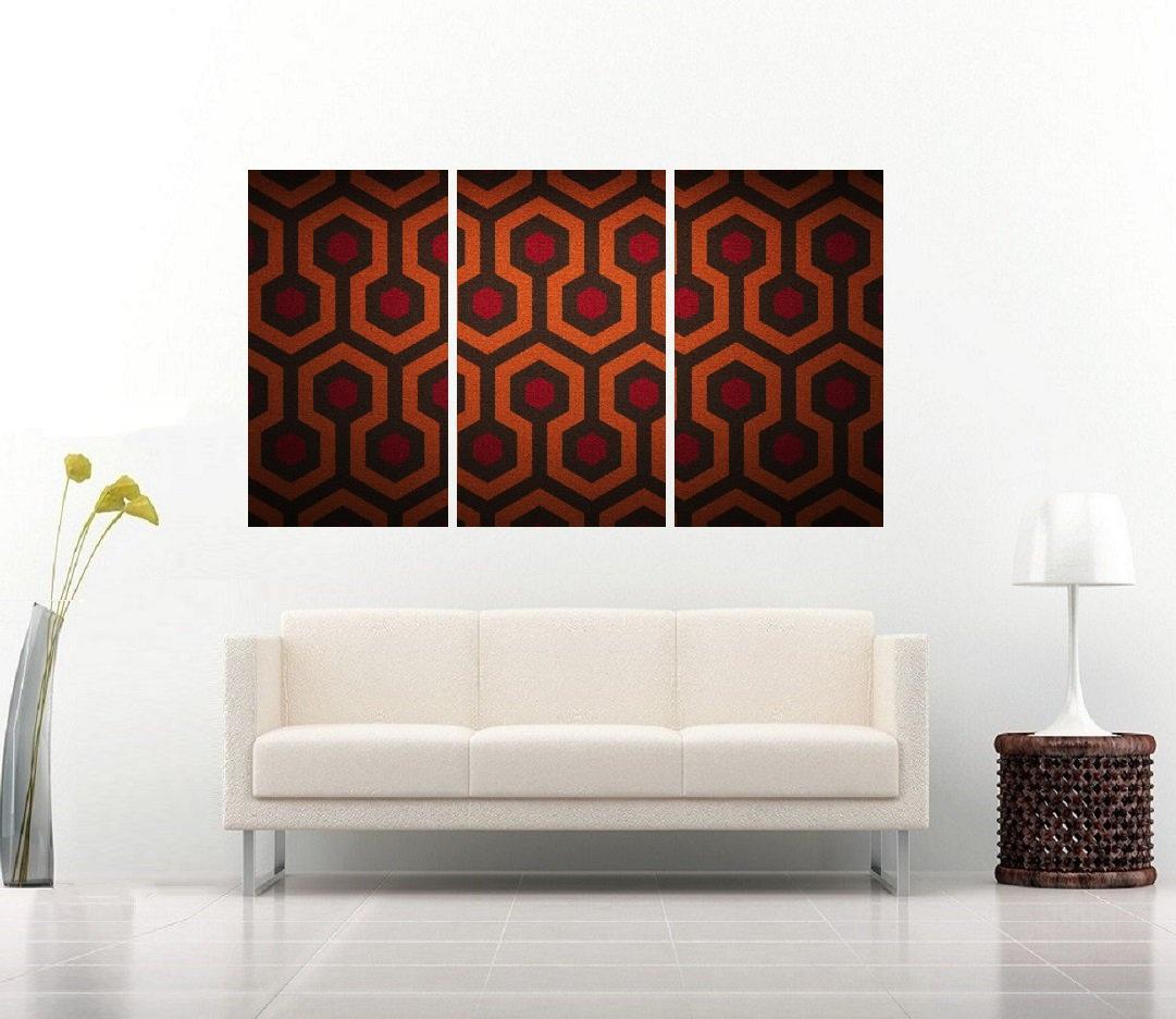Quadro Formas Geometricas Impressão em Canvas Fine Art Cod 7042
