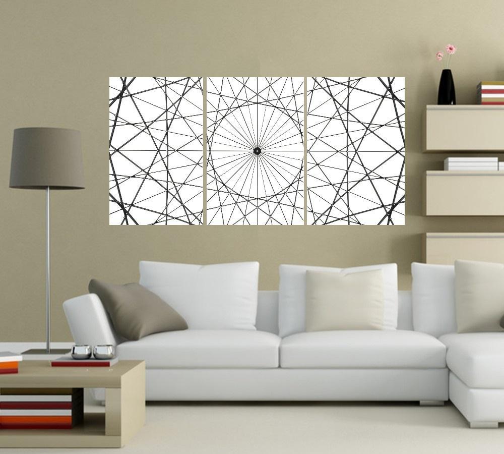 Quadro Minimalista Impressão em Canvas Fine Art Cod 7037