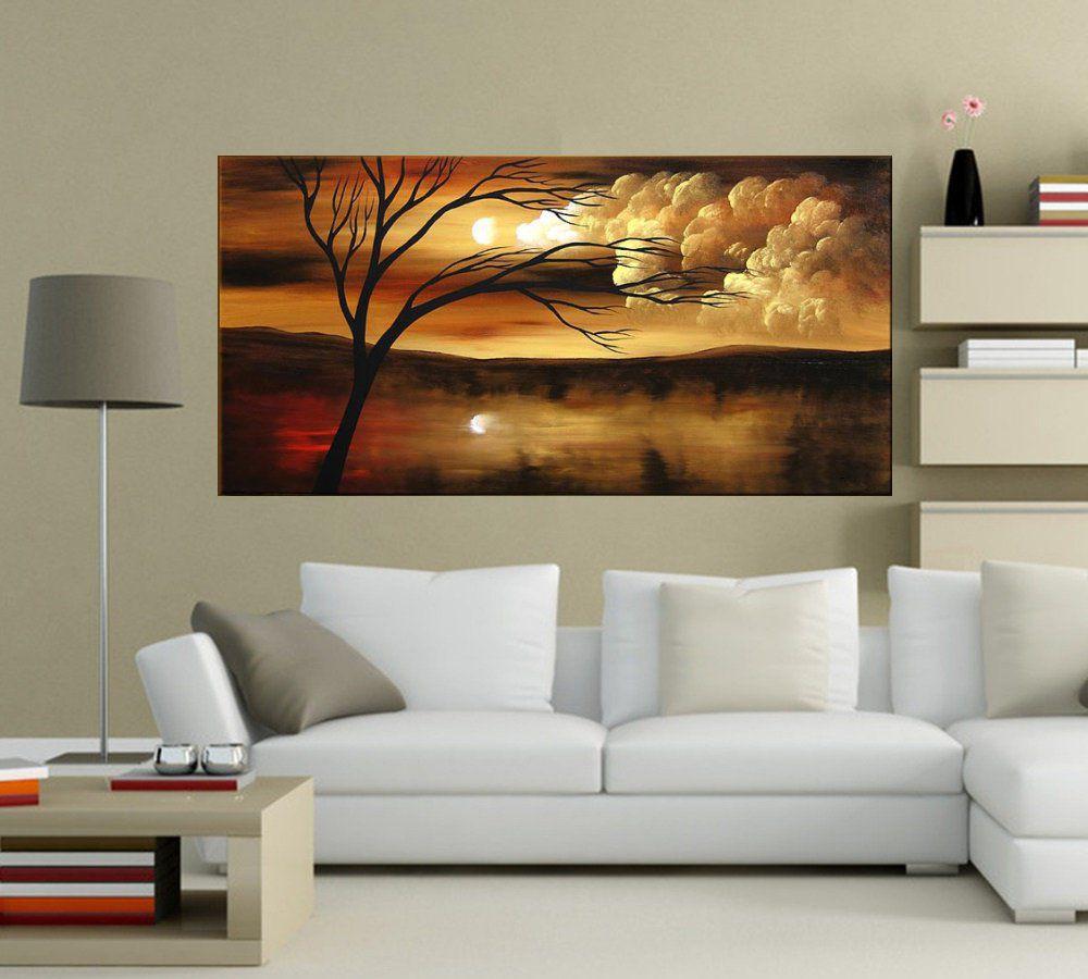 Quadro Pintura Tela Abstrato Cod 2007