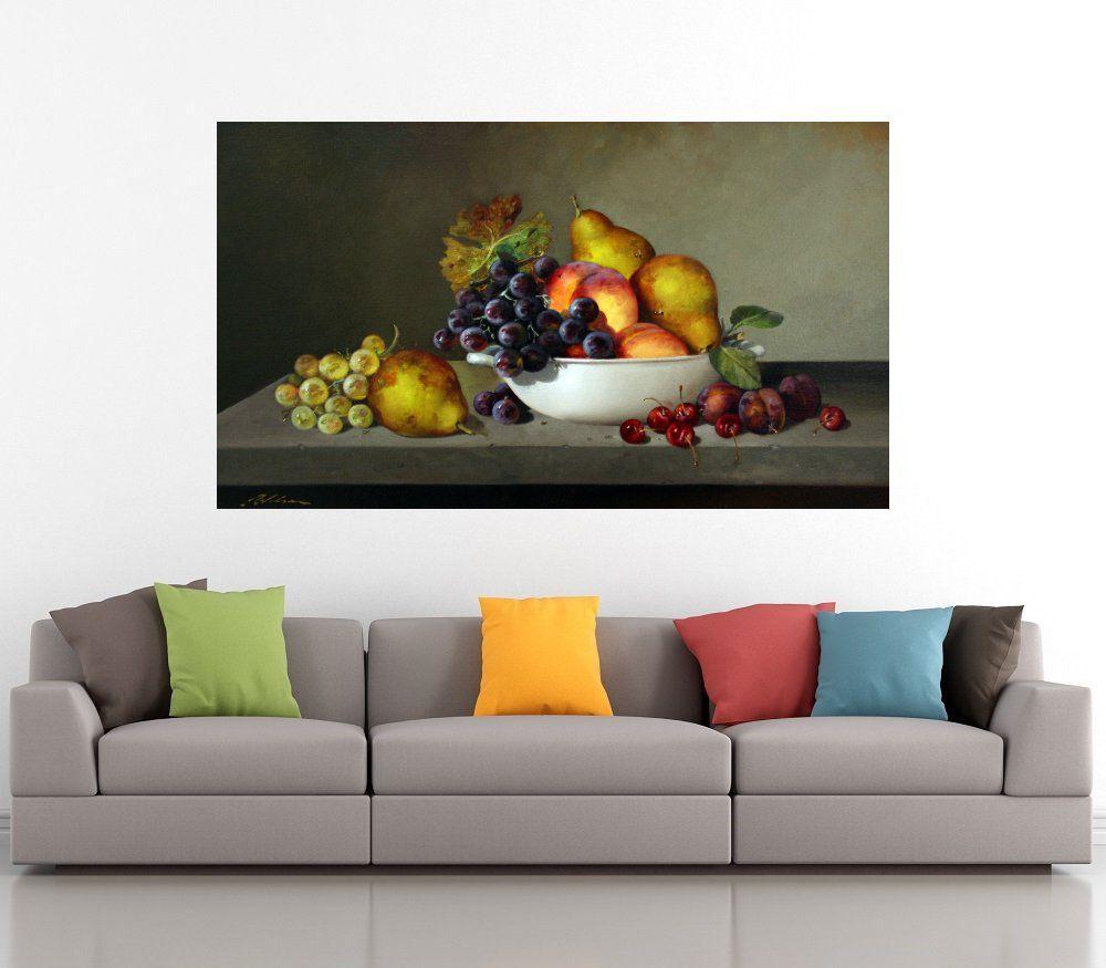 Quadro Pintura Tela Abstrato Moderno Cod 2301