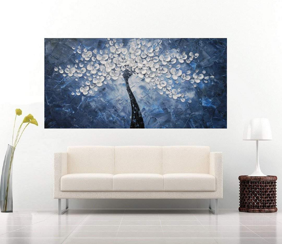 Quadro Pintura Tela Abstrato Moderno Cod 2401