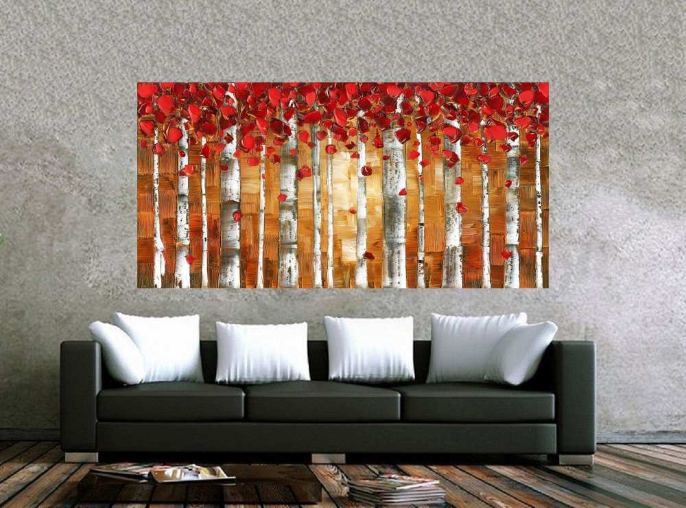 Quadro Pintura Tela Abstrato Moderno Cod 2408
