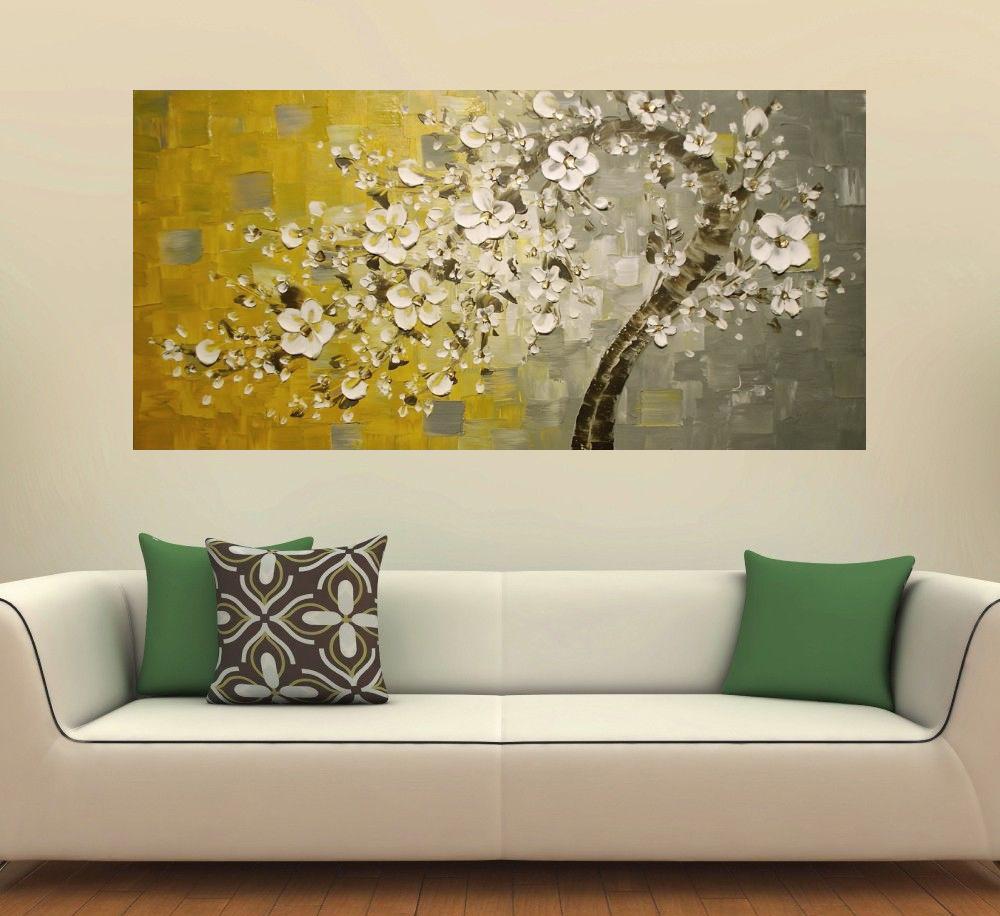 Quadro Pintura Tela Abstrato Moderno Cod 2410